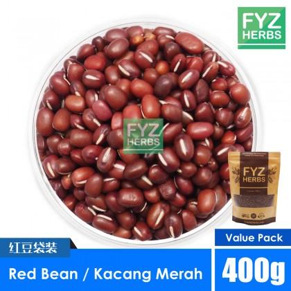 FYZ Herbs Red Bean Kacang Merah 400g [Value Pack] 红豆袋装 400g